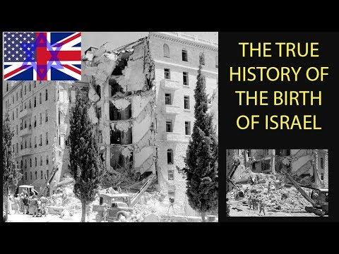 How the Jewish Rothschild Zionists Created Modern Israel - YouTube